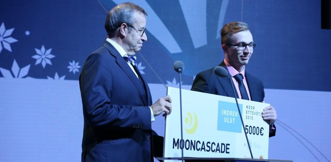 President Ilvese toetusel algas konkurss noore ettevõtja preemiale