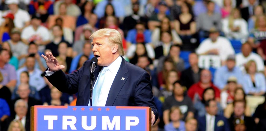 Poliitiline ebakindlus USA presidendivalimiste järel kasvanud