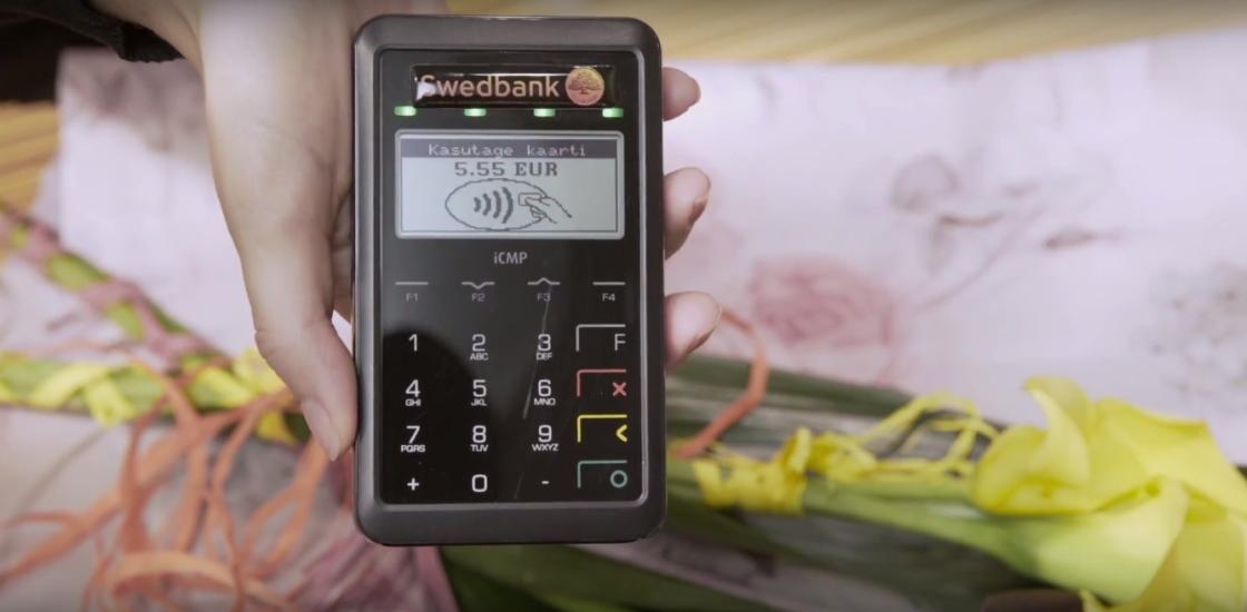 Nutiterminal: sest alati on keegi, kes tahab kaardiga maksta (video)