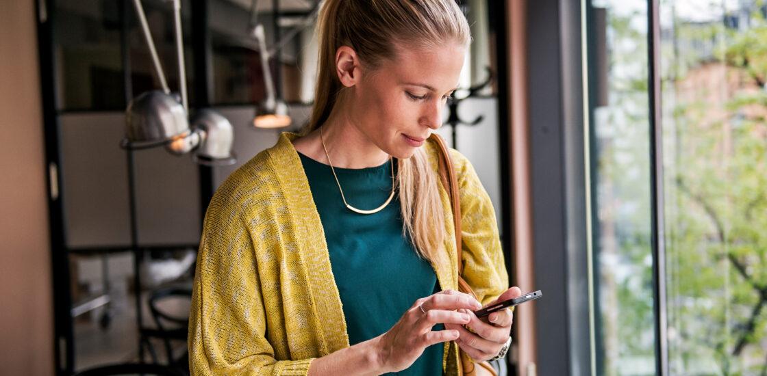 4 põhjust, miks ärikliendina mobiilipanka kasutada