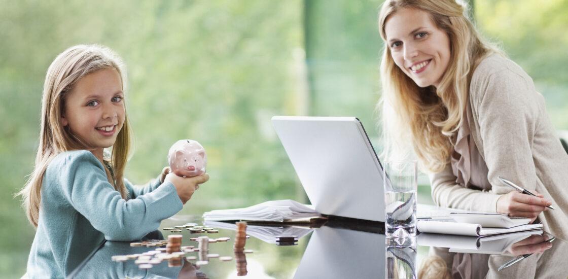 Эксперты: привлекайте детей к ведению семейных финансов!