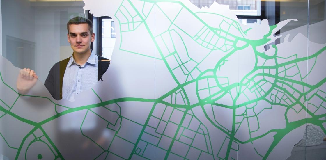 Taxify. Linnade avaja. Noore ettevõtja preemia laureaat 2016