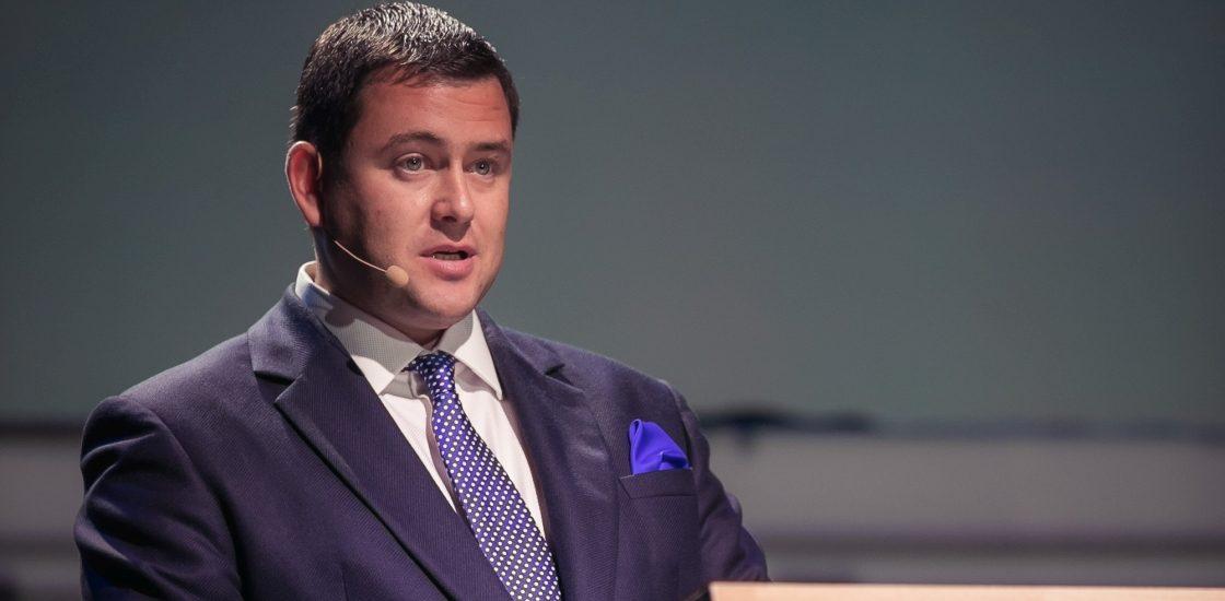 Robert Kiti kõne Swedbanki kliendivastuvõtul Noblessneris (video)