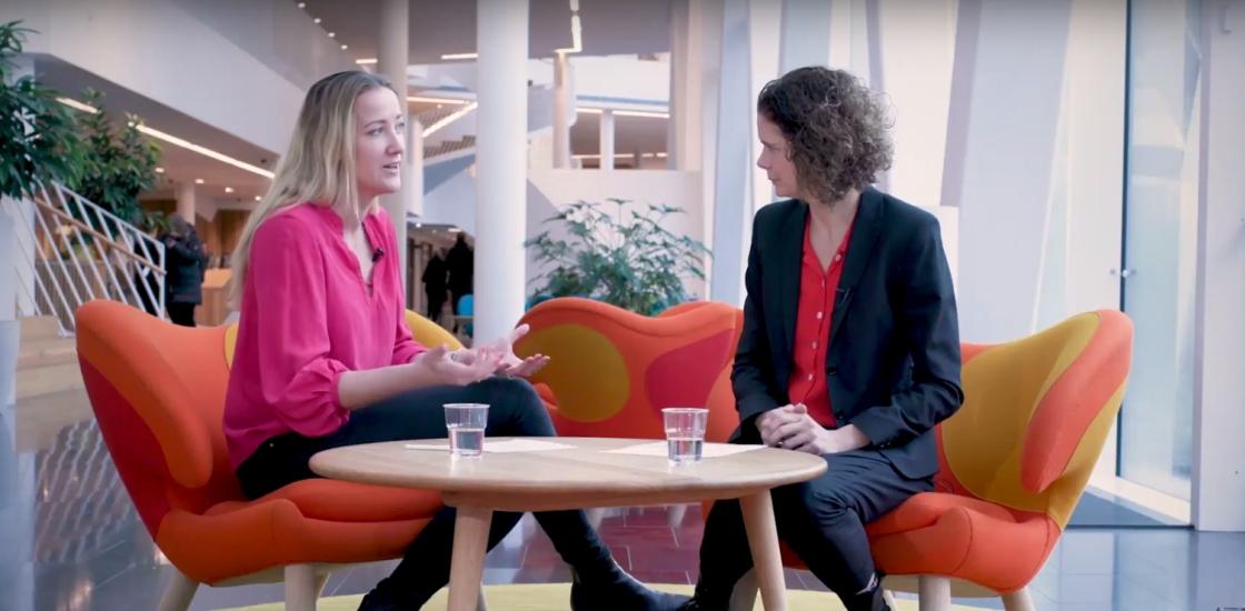 Emma Strömfelt: Finantssektor on läbimas suurt digitaalset transformatsiooni