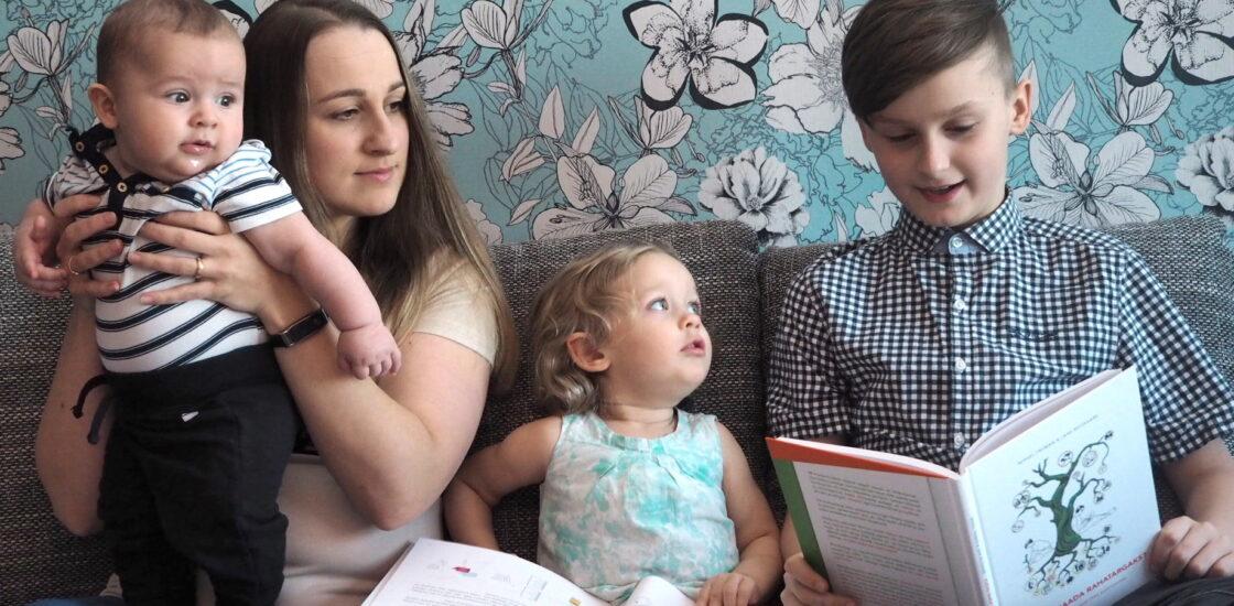 Kuidas kolme lapse ema investeerimismaailma sukeldus?