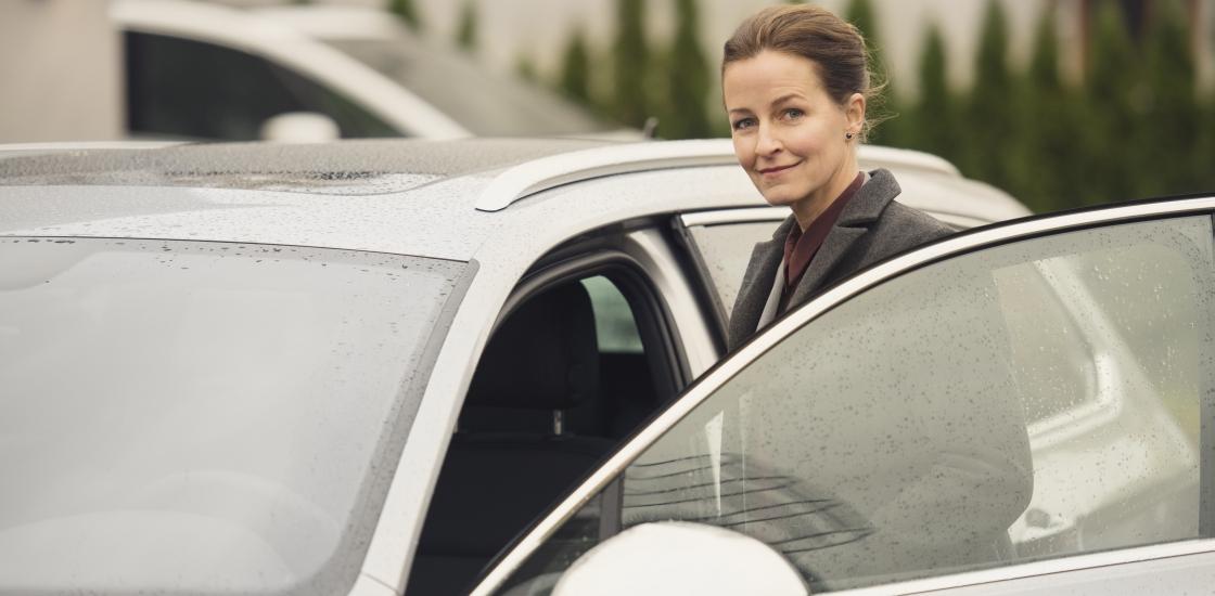 Eesti ettevõtja valib naabriga võrreldes kallima auto