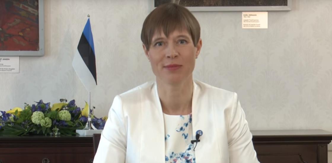 President Kaljulaid e-külalistunnis õpilastele: ühest õppimisest enam ei piisa (video)