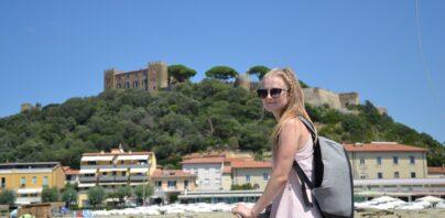 Liisa Aavi Itaalias