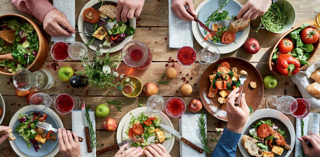 Kuidas nügida end tervislikumalt toituma?