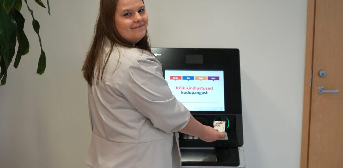 Swedbank alustas sularahaautomaatide võrgustiku uuendamisega