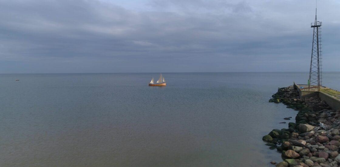 История одного финансирования, или как «Tütarsaare Aino» покоряет северное побережье