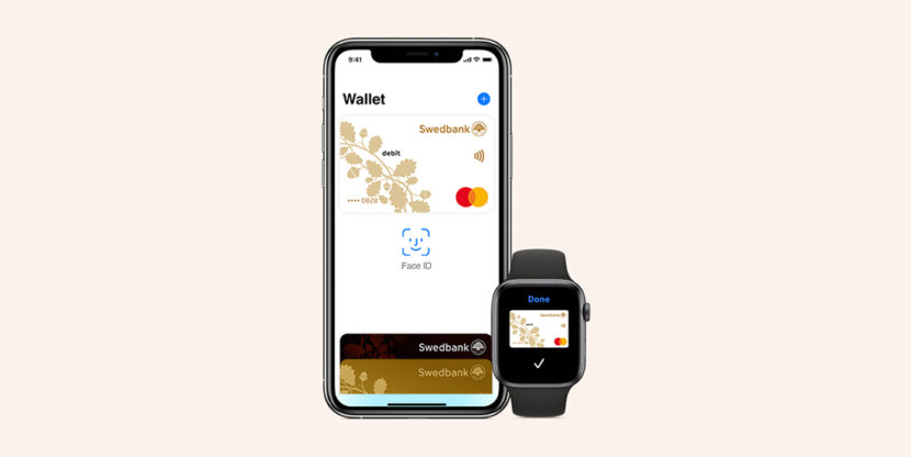 Apple Pay, Swedbank