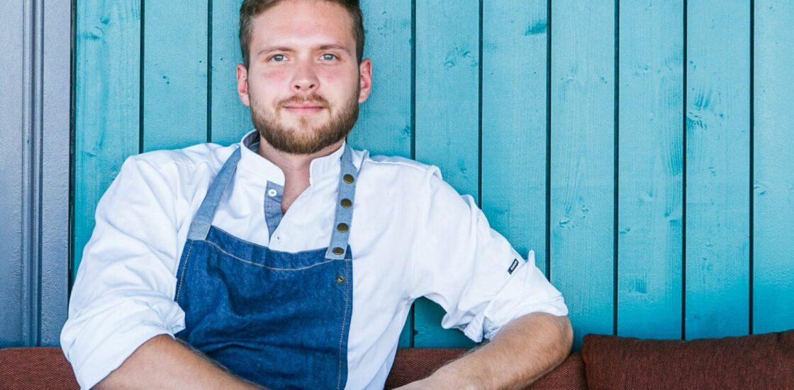 Самый молодой эстонский шеф-повар привлёк в свою компанию шефа со звездой Мишлен