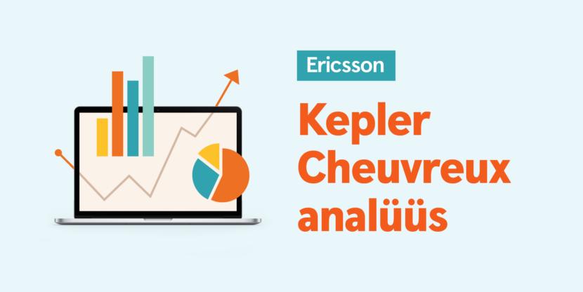 Kepler Cheuvreux, Ericsson