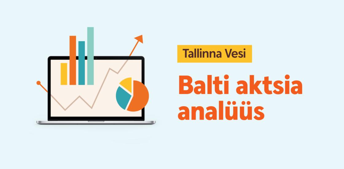 У бизнес-клиентов Tallinna Vesi во II квартале потребление снизилось на 35%