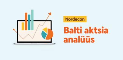 Balti aktsia analüüs, Nordecon
