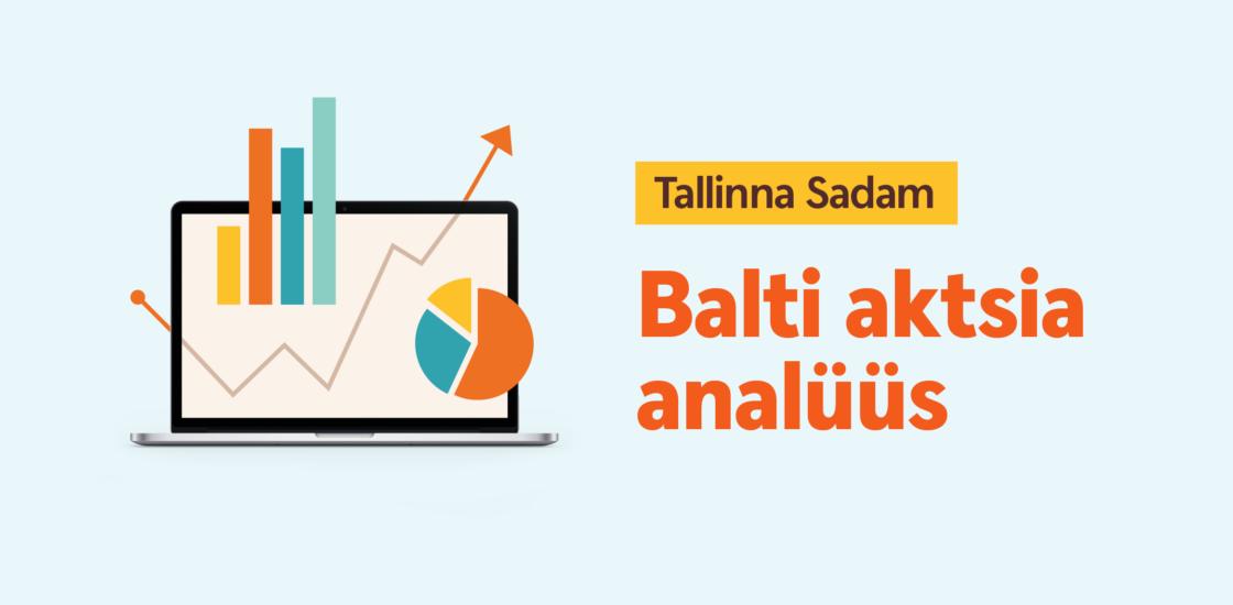 Tallinna Sadama esimese kvartali tulemused ületasid pessimistlikke ootuseid