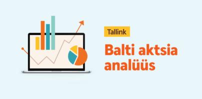 Balti aktsia analüüs, Tallink