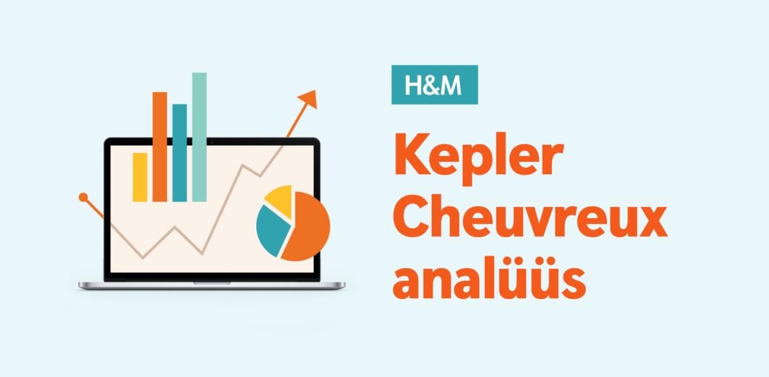Kepler Cheuvreux langetas H&M'i aktsia hinnasihti