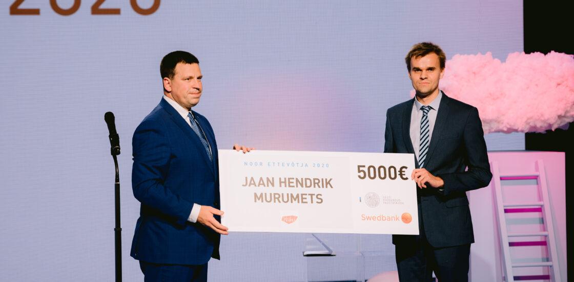 Jaan Hendrik Murumets: ettevõtja õpib suurt vabadust armastama